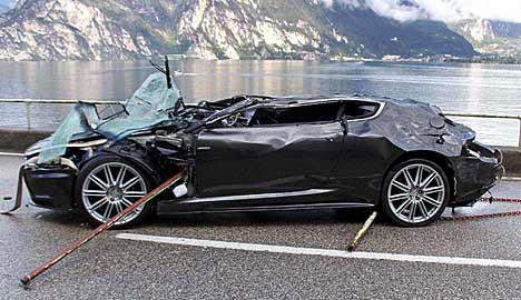 007 macchina