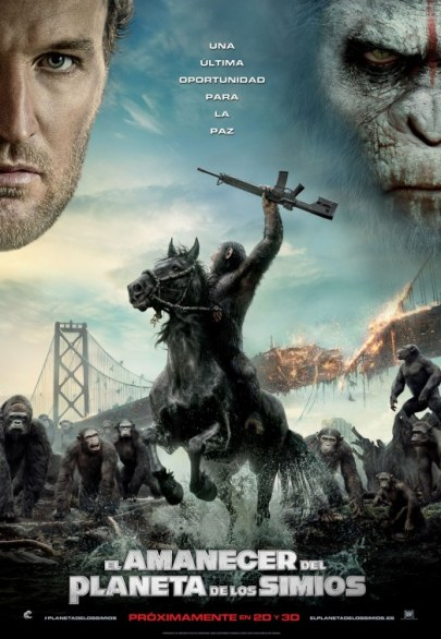 Apes Revolution – Il Pianeta Delle Scimmie