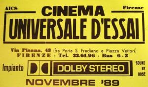 locandina cinema Universale