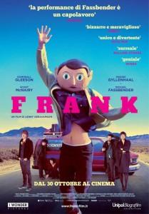 FRANK - locandina