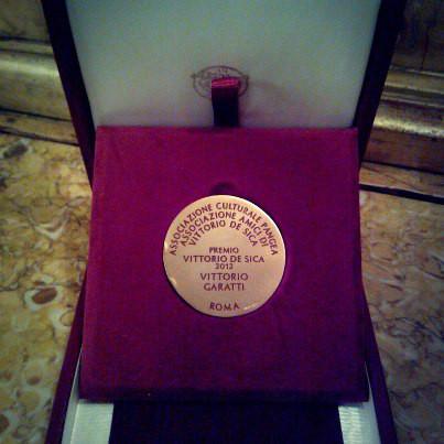 premio de Sica