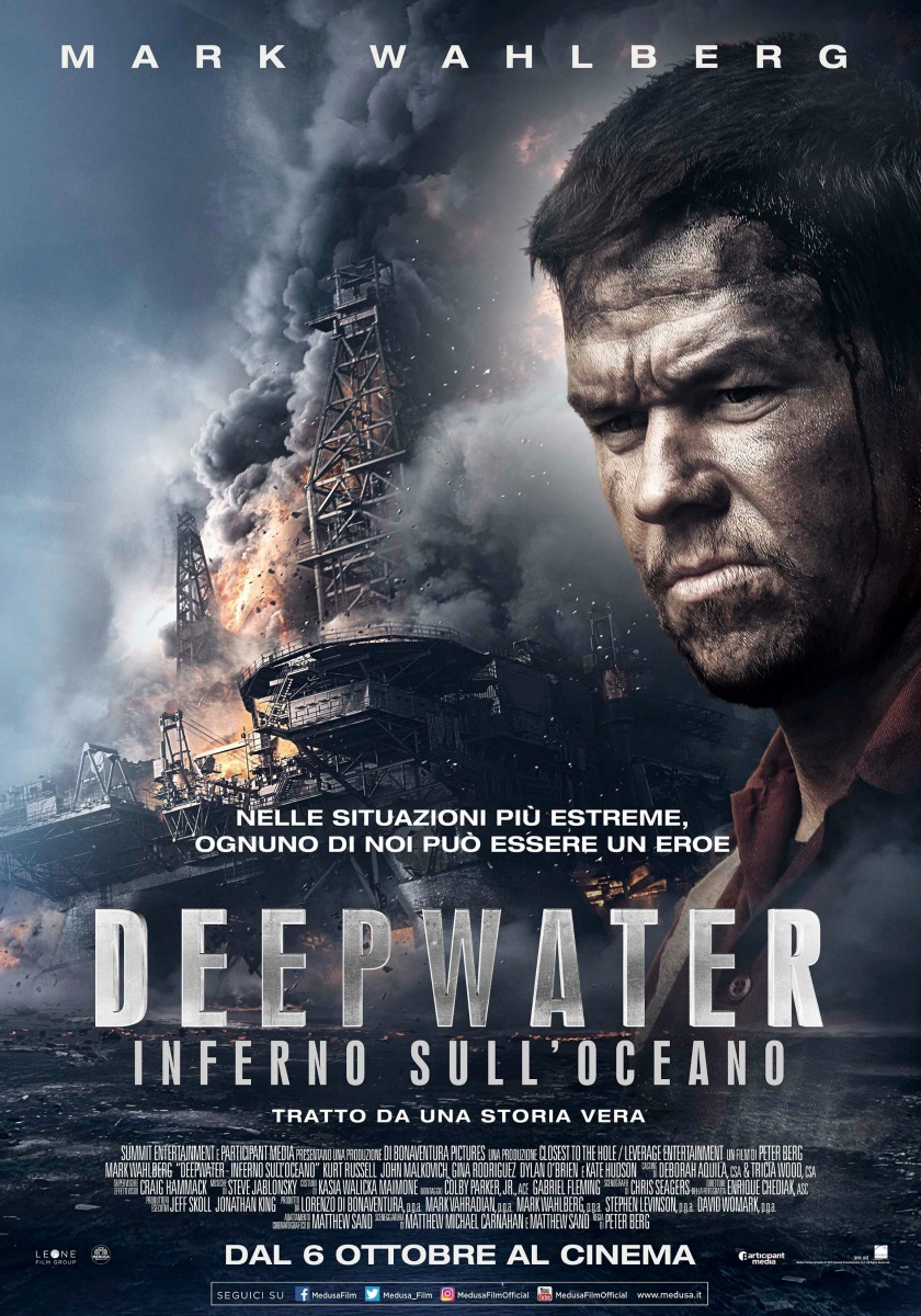 Deep water – Inferno sull'oceano