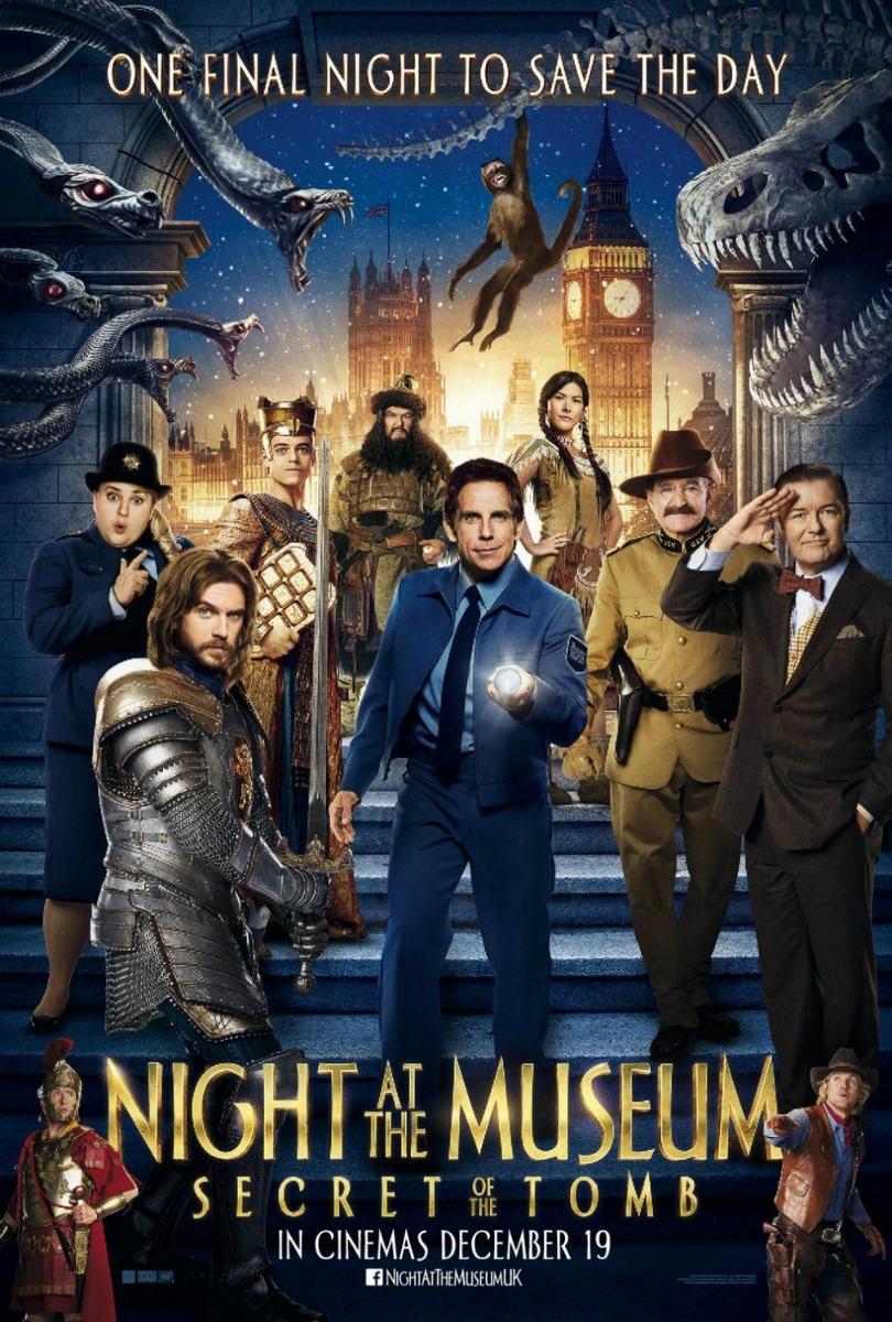 Notte al museo 3
