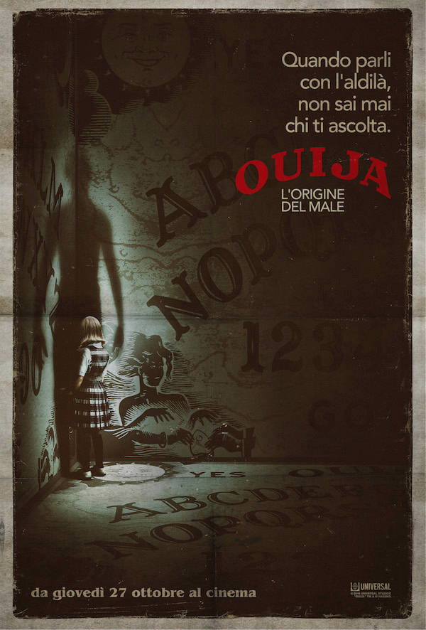 Ouija – L'origine del male