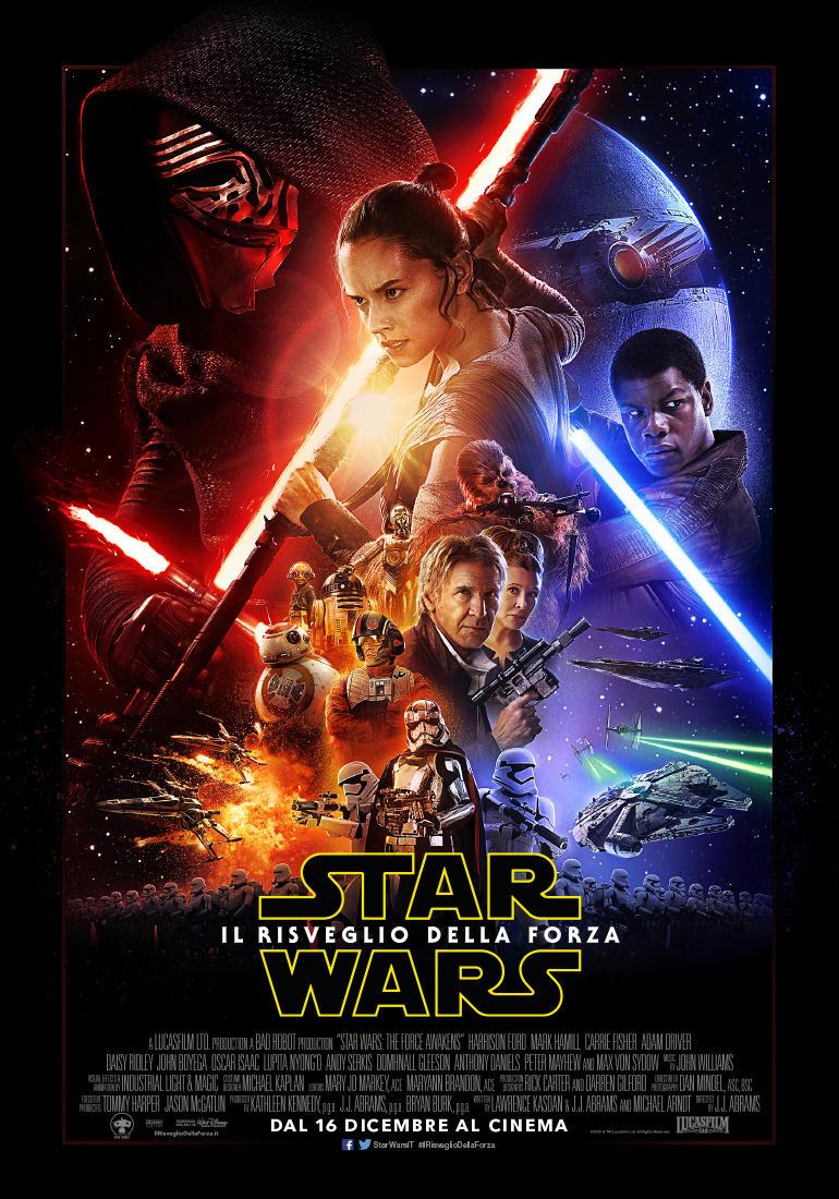 Star Wars Risveglio della Forza