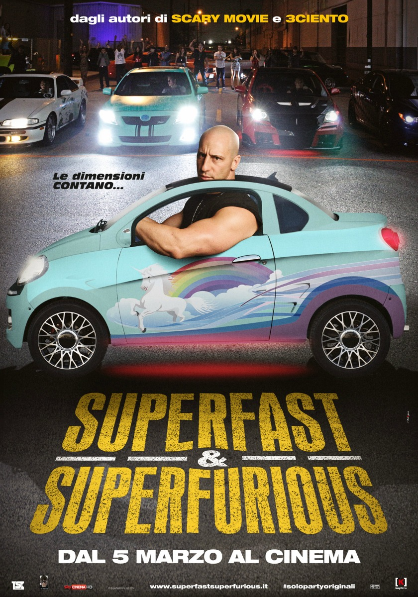 Superfast superfurious