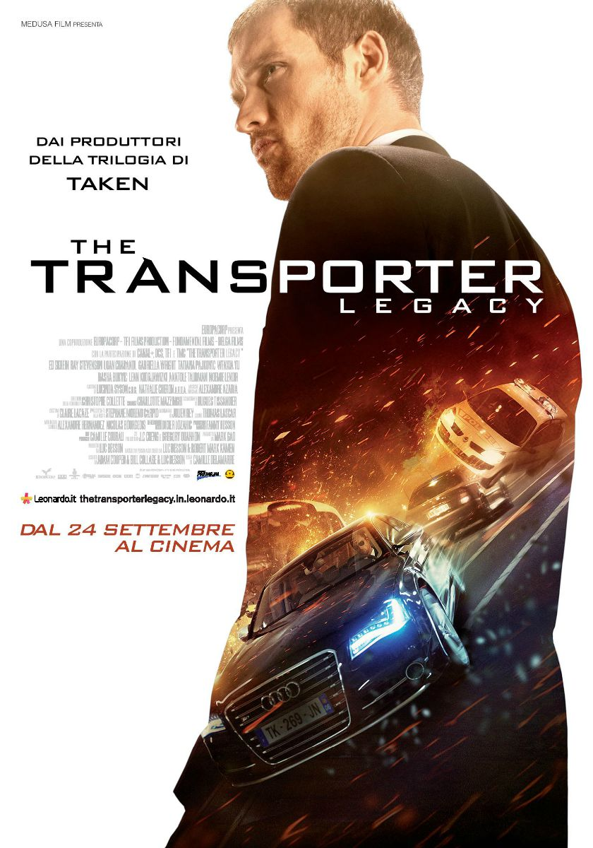 The Transporter Legacy