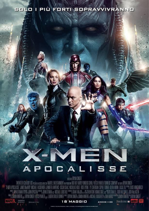 X-Men Apocalisse